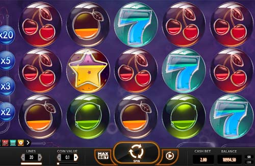 Spiele Pyrons - Video Slots Online
